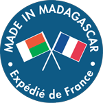 Made in Madagascar - Expédié de France